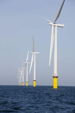 A Wind Farm - Get your patent for this examined first!